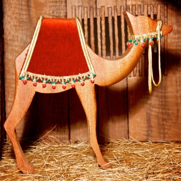 Mother Camel Right